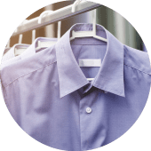 dry cleaned shirt min