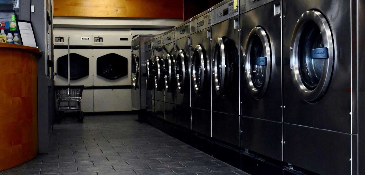 - Full Service Laundromat - Wash & Fold Laundry Service - Commercial